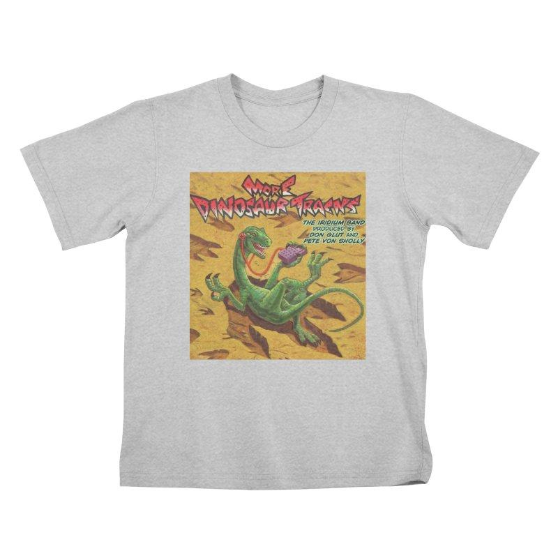 Kids None by Dinosaur Tracks Artist Shop