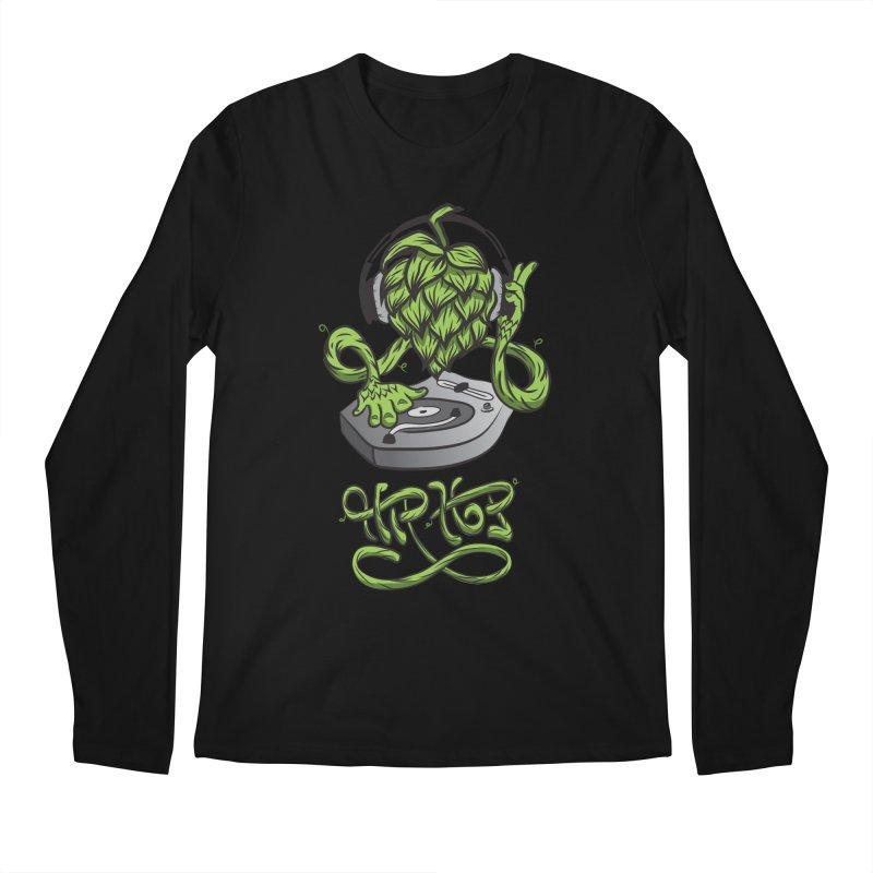 Hip Hop Men's Regular Longsleeve T-Shirt by Dijanni's Artist Shop