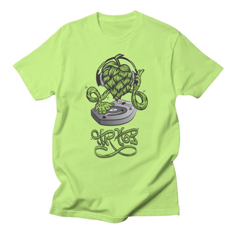 Hip Hop Men's T-Shirt by Dijanni's Artist Shop