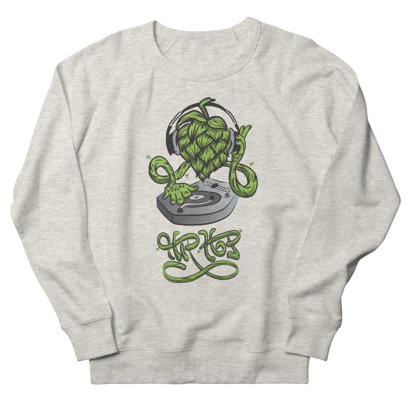 Hip Hop Women's French Terry Sweatshirt by Dijanni's Artist Shop