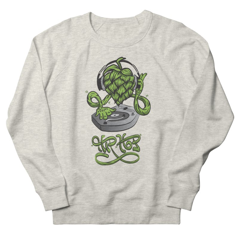 Hip Hop Men's French Terry Sweatshirt by Dijanni's Artist Shop