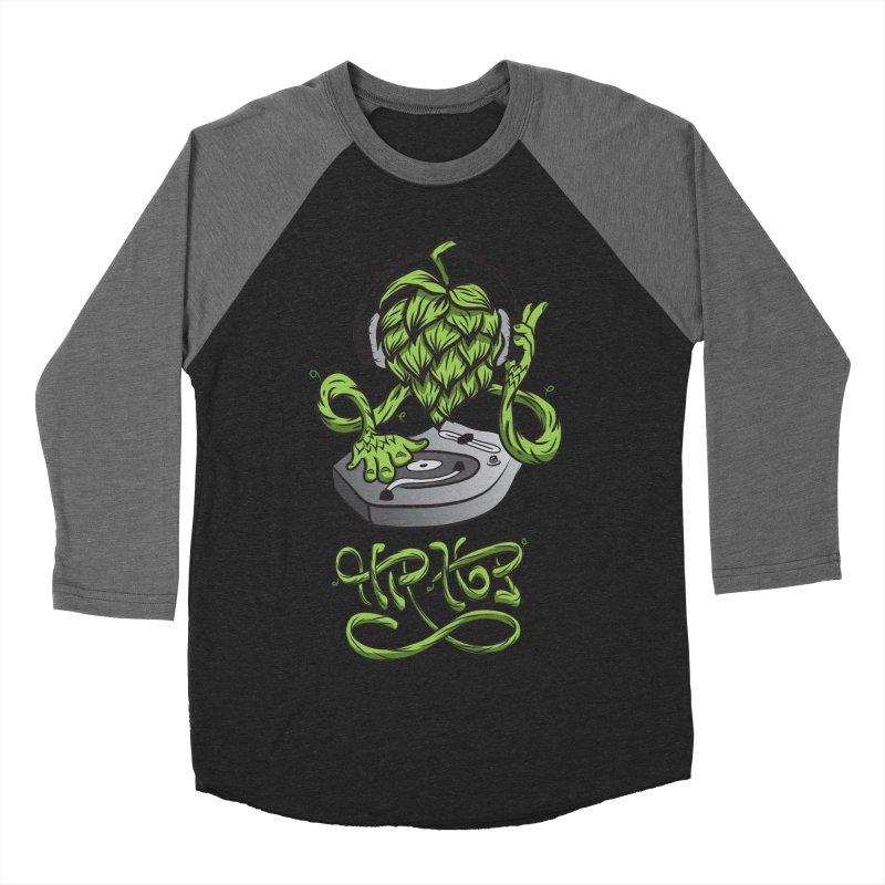 Hip Hop Women's Baseball Triblend Longsleeve T-Shirt by Dijanni's Artist Shop