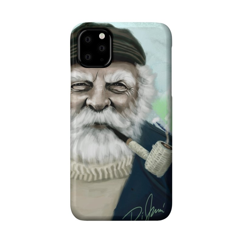 Sailor Man Accessories Phone Case by Dijanni's Artist Shop