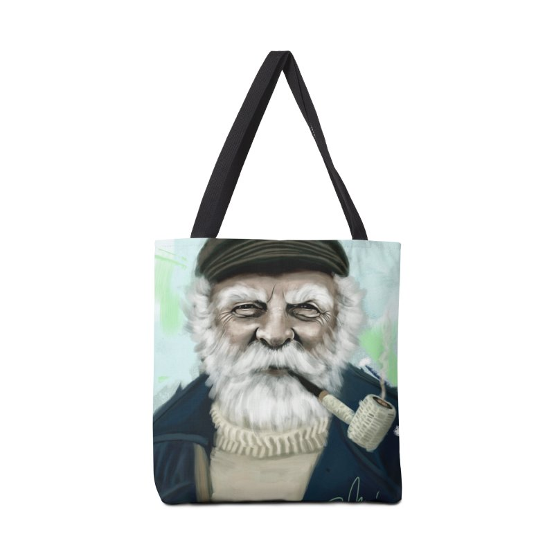 Sailor Man Accessories Tote Bag Bag by Dijanni's Artist Shop