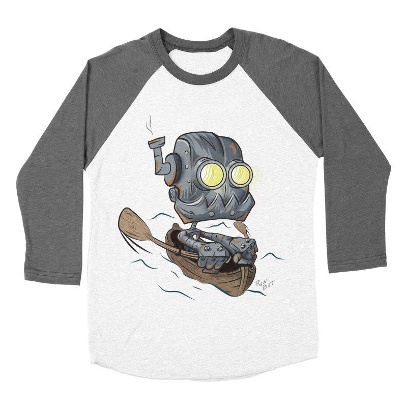 Row-bot Women's Longsleeve T-Shirt by Dijanni's Artist Shop