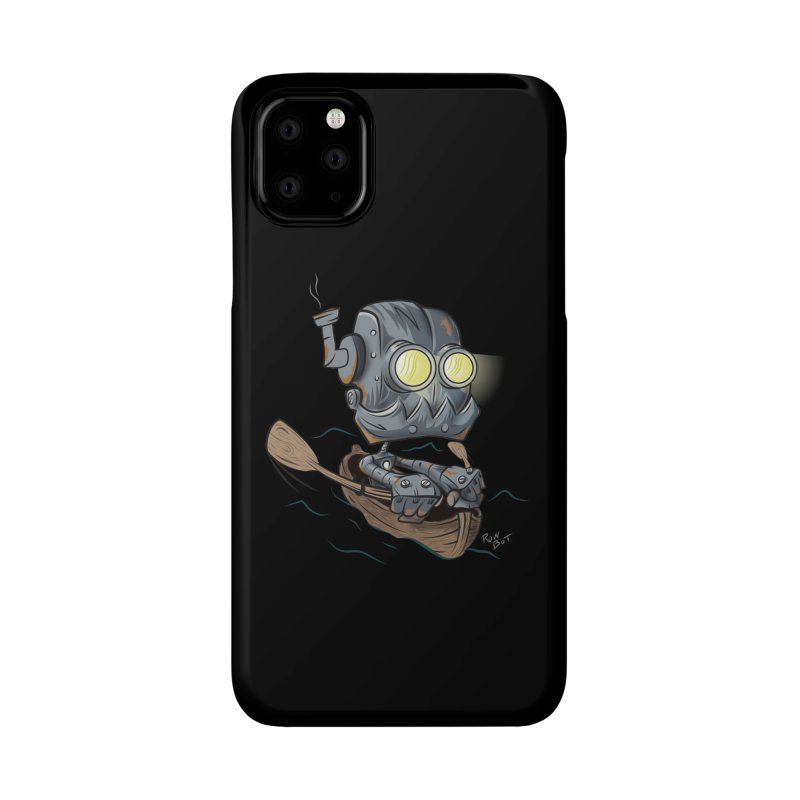 Row-bot Accessories Phone Case by Dijanni's Artist Shop