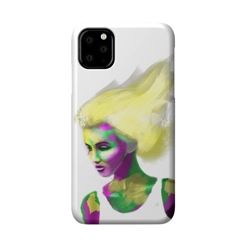 Holi Accessories Phone Case by Dijanni's Artist Shop