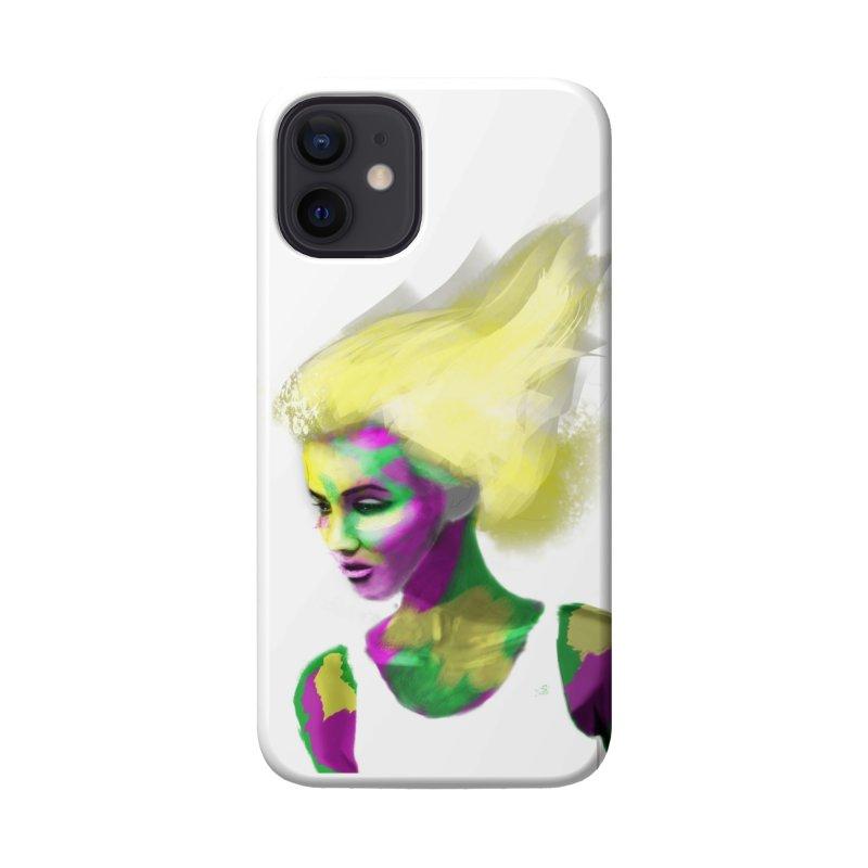 Holi Accessories Phone Case by Dijanni's Artist Shop