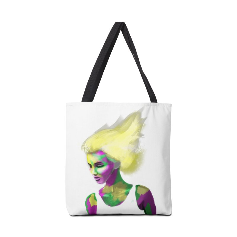 Holi Accessories Tote Bag Bag by Dijanni's Artist Shop