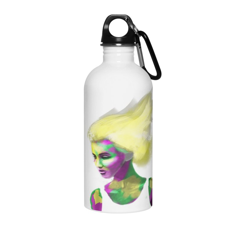 Holi Accessories Water Bottle by Dijanni's Artist Shop