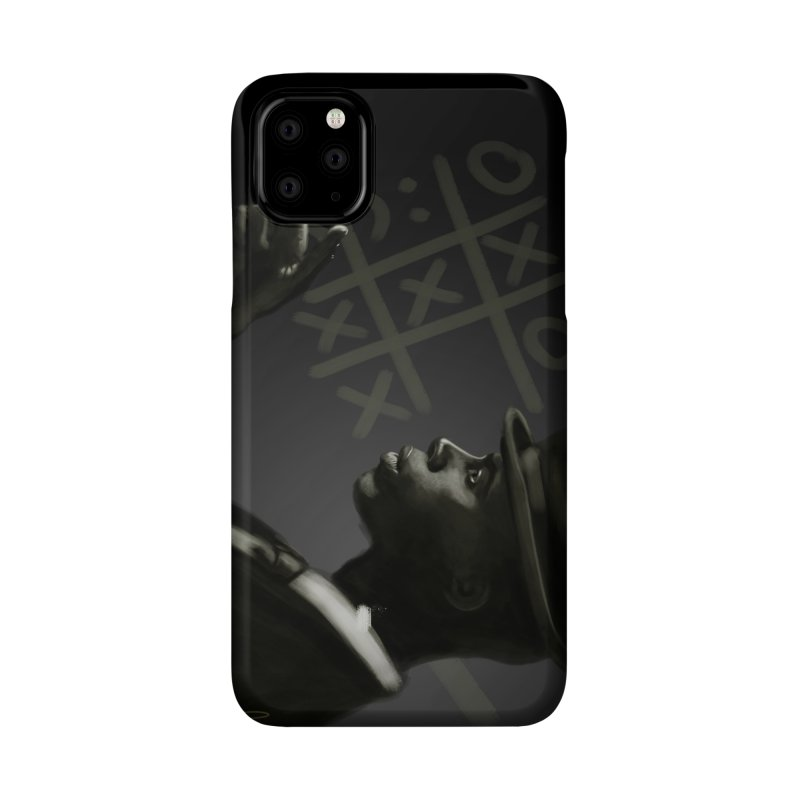 Tic Tac Toe Champion Accessories Phone Case by Dijanni's Artist Shop