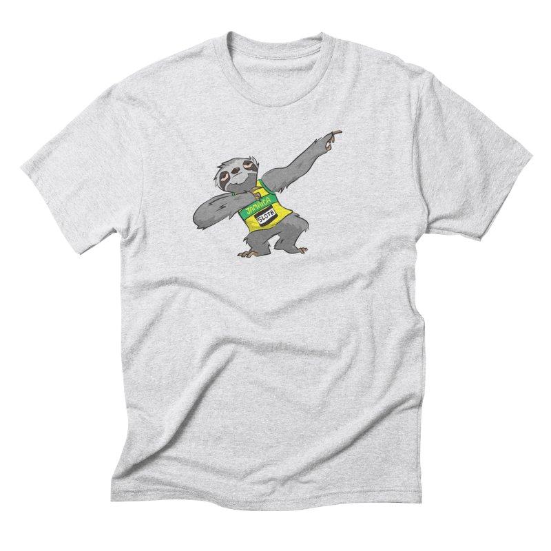 Dream Big Men's Triblend T-Shirt by Dijanni's Artist Shop