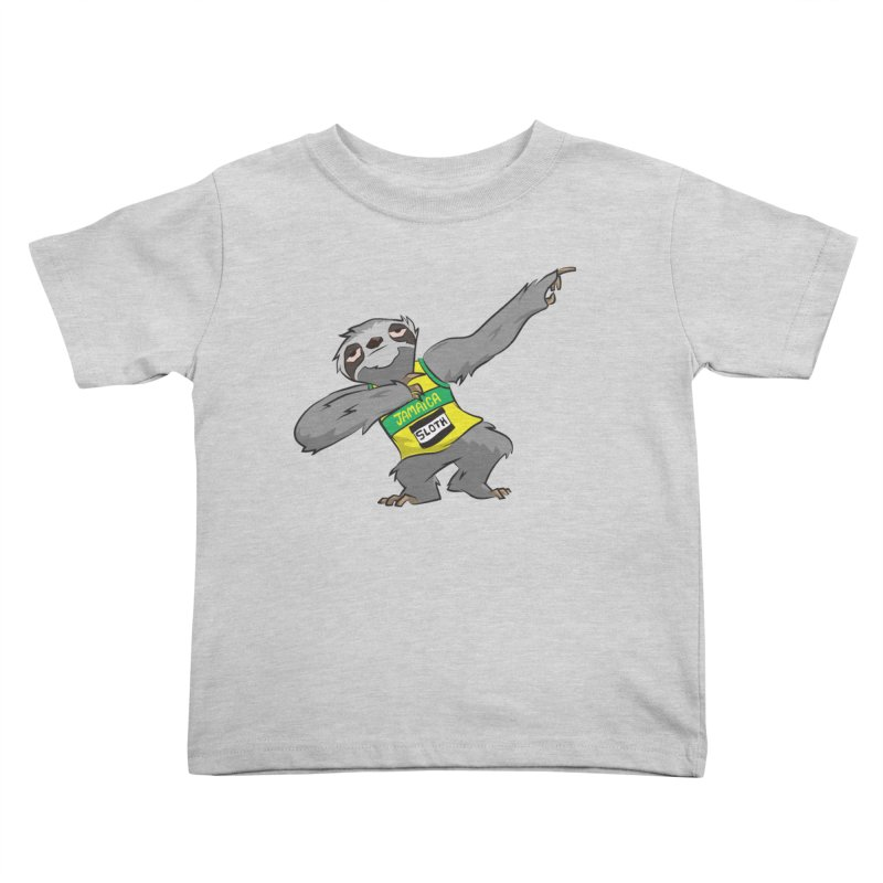 Dream Big Kids Toddler T-Shirt by Dijanni's Artist Shop