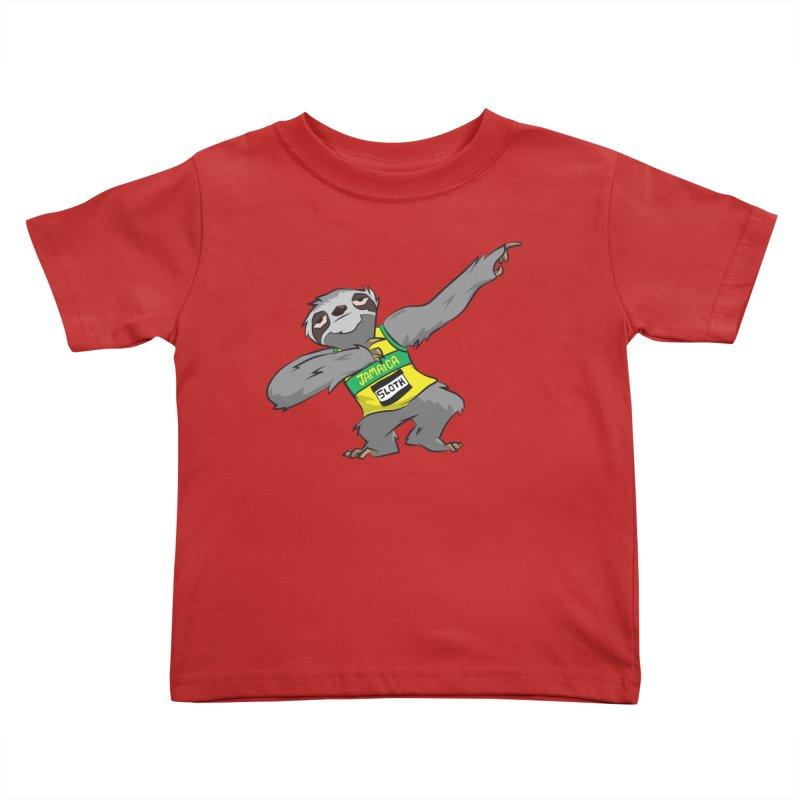 Dream Big Kids Toddler T-Shirt by Dijanni's Artist Shop
