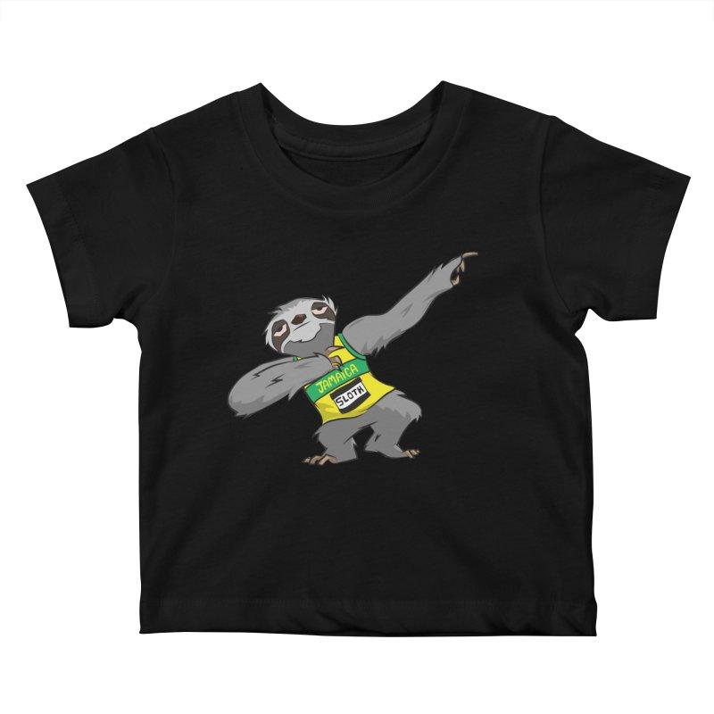 Dream Big Kids Baby T-Shirt by Dijanni's Artist Shop