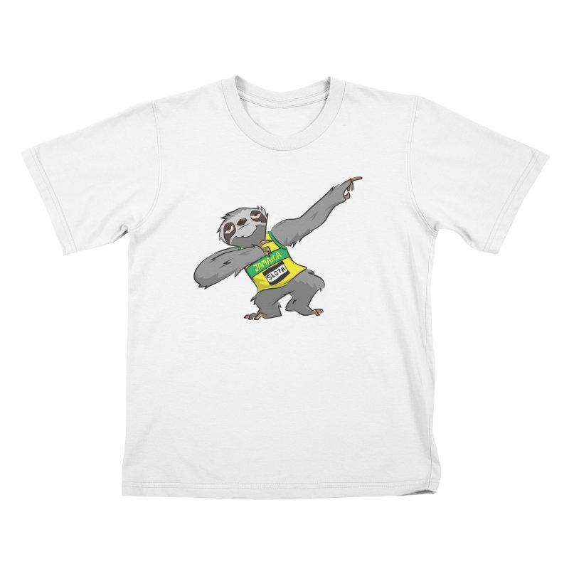 Dream Big Kids T-Shirt by Dijanni's Artist Shop
