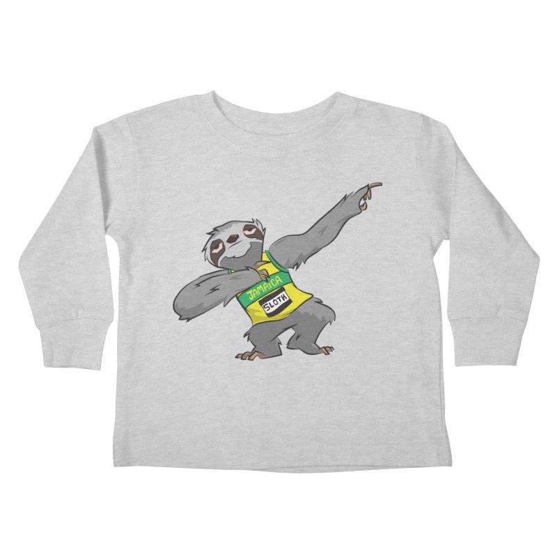 Dream Big Kids Toddler Longsleeve T-Shirt by Dijanni's Artist Shop