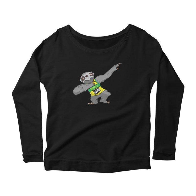 Dream Big Women's Scoop Neck Longsleeve T-Shirt by Dijanni's Artist Shop