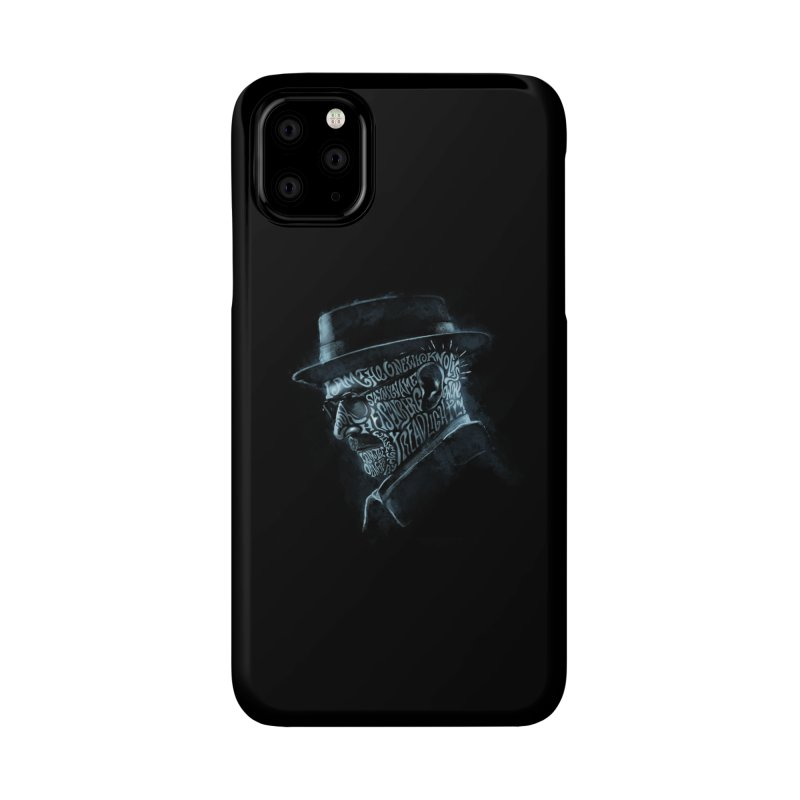 Heisenberg Accessories Phone Case by Dijanni's Artist Shop