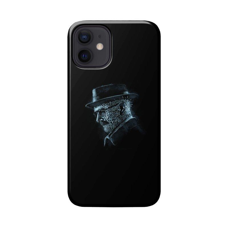 Heisenberg Accessories Phone Case by Dijanni's Artist Shop