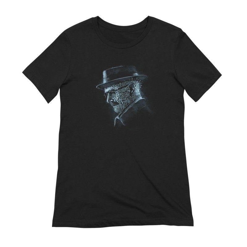 Heisenberg Women's Extra Soft T-Shirt by Dijanni's Artist Shop