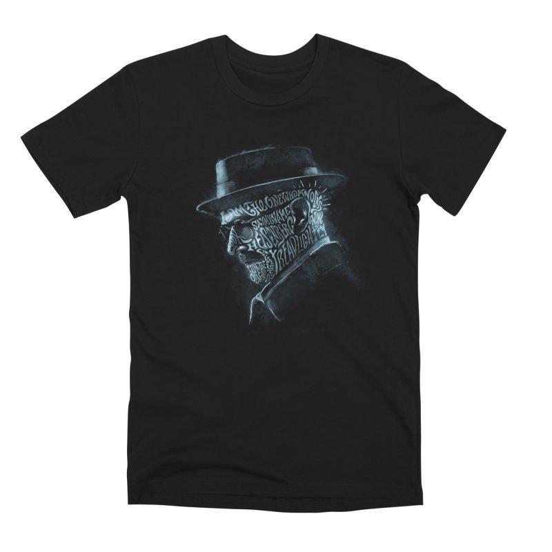 Heisenberg Men's Premium T-Shirt by Dijanni's Artist Shop