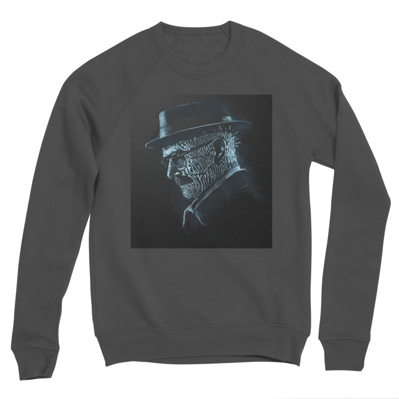 Heisenberg Men's Sponge Fleece Sweatshirt by Dijanni's Artist Shop