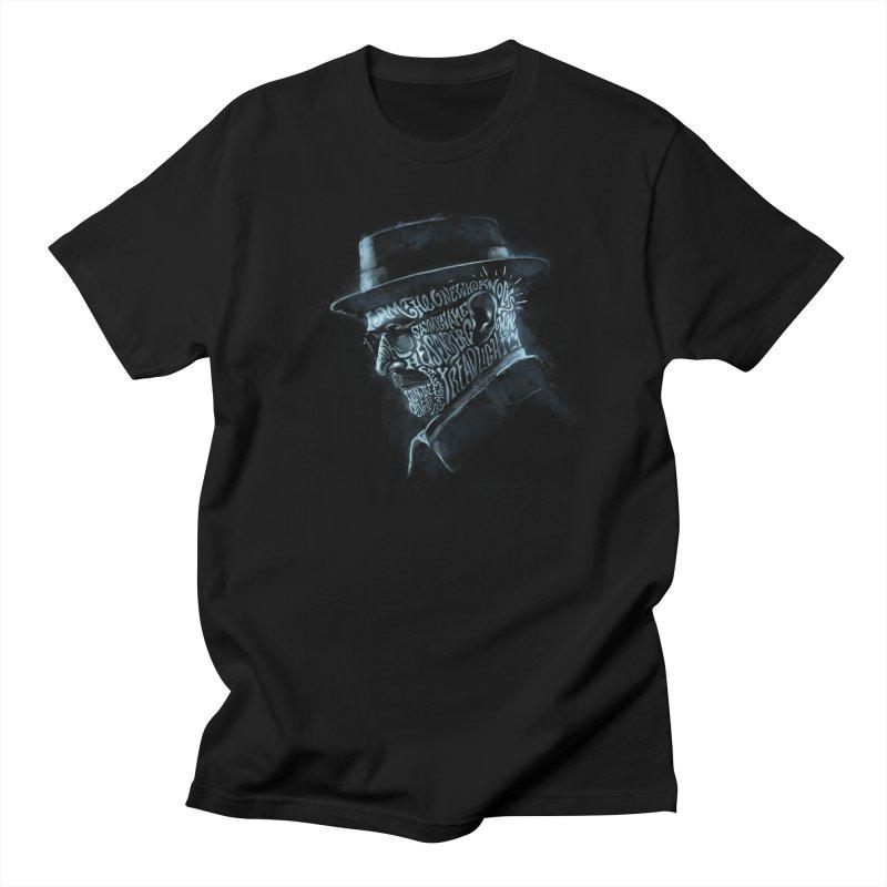 Heisenberg Men's T-Shirt by Dijanni's Artist Shop