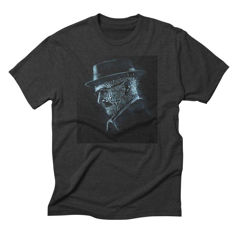 Heisenberg Men's Triblend T-Shirt by Dijanni's Artist Shop