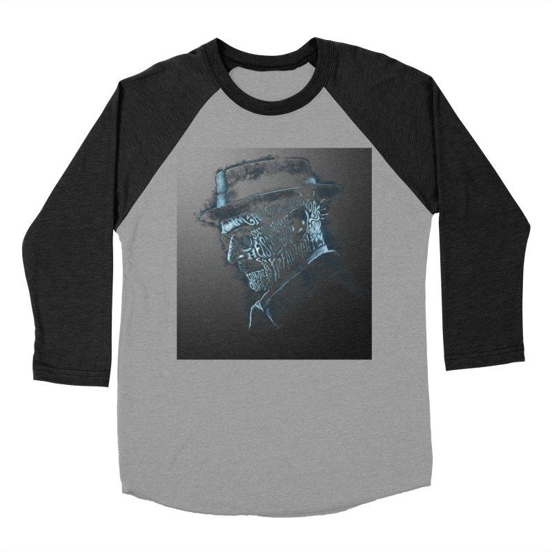 Heisenberg Women's Baseball Triblend Longsleeve T-Shirt by Dijanni's Artist Shop