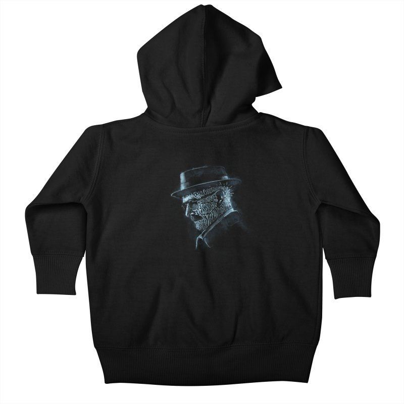 Heisenberg Kids Baby Zip-Up Hoody by Dijanni's Artist Shop