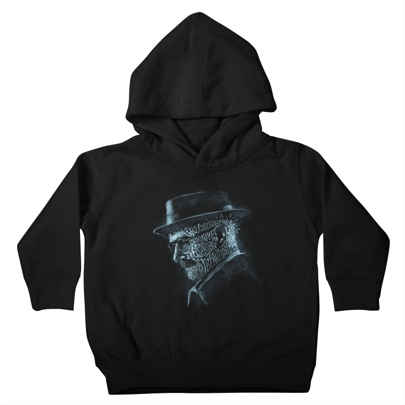 Heisenberg Kids Toddler Pullover Hoody by Dijanni's Artist Shop