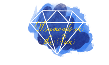 Diamonds in the sun's Artist Shop Logo