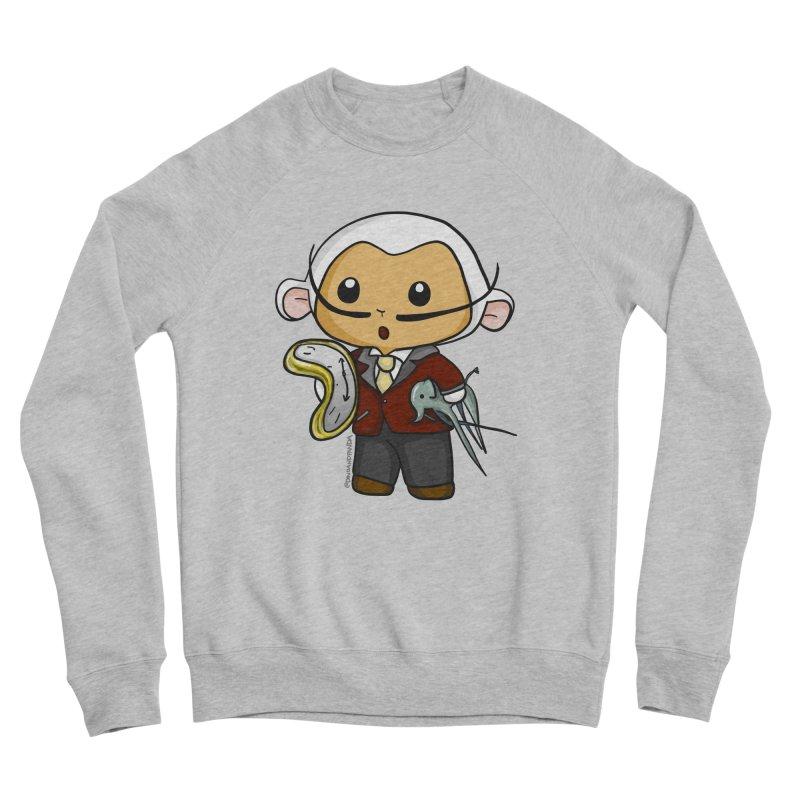 Salvador Lambì Men's Sponge Fleece Sweatshirt by Dino & Panda Inc Artist Shop