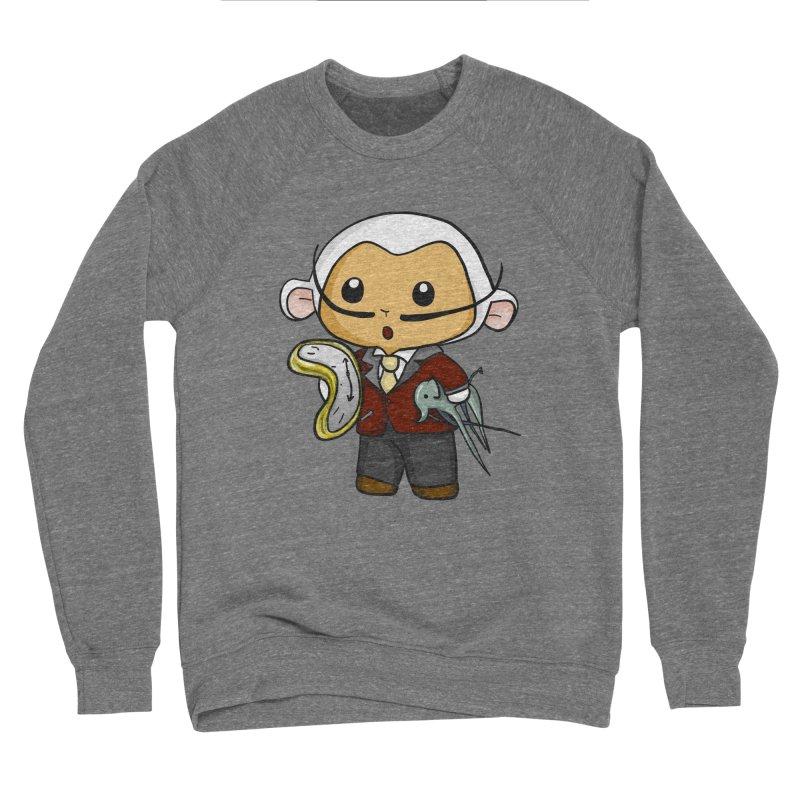Salvador Lambì Women's Sponge Fleece Sweatshirt by Dino & Panda Inc Artist Shop