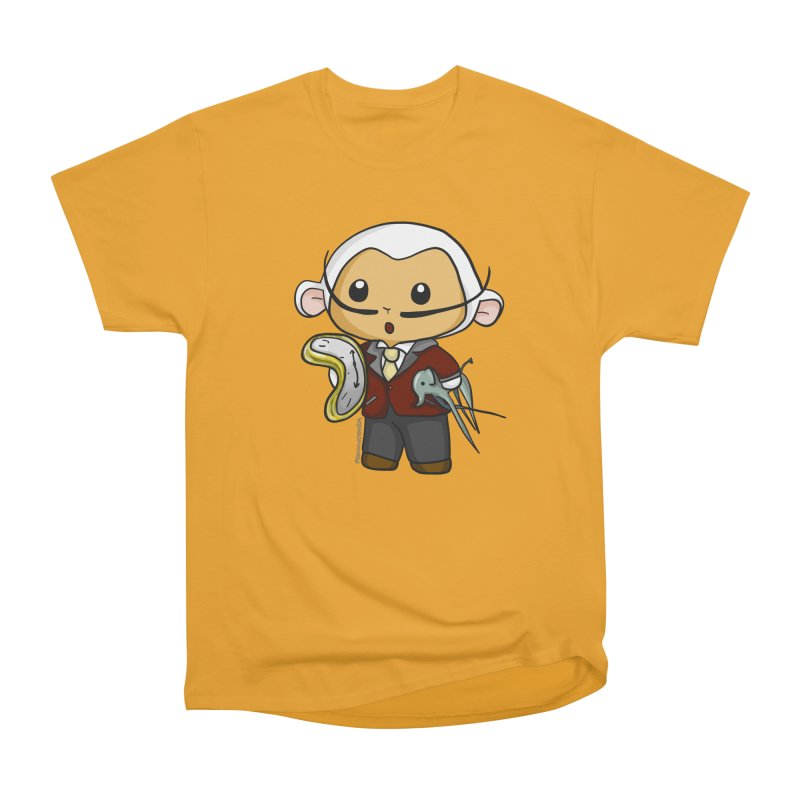 Salvador Lambì Men's Heavyweight T-Shirt by Dino & Panda Inc Artist Shop