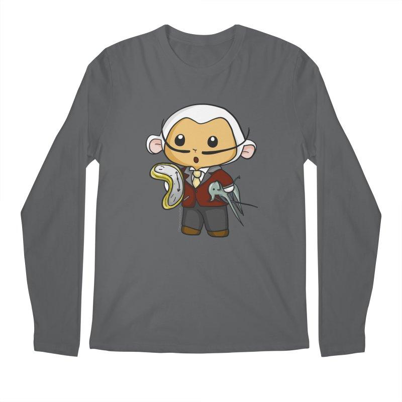 Salvador Lambì Men's Longsleeve T-Shirt by Dino & Panda Artist Shop
