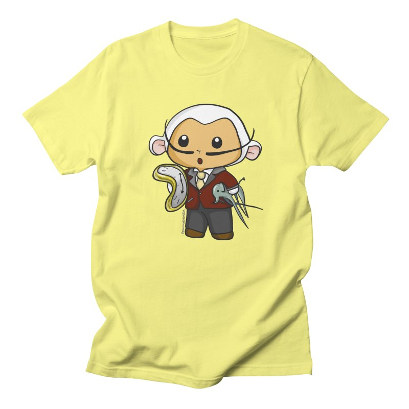 Salvador Lambì Men's Regular T-Shirt by Dino & Panda Inc Artist Shop