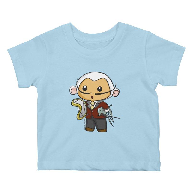 Salvador Lambì Kids Baby T-Shirt by Dino & Panda Inc Artist Shop