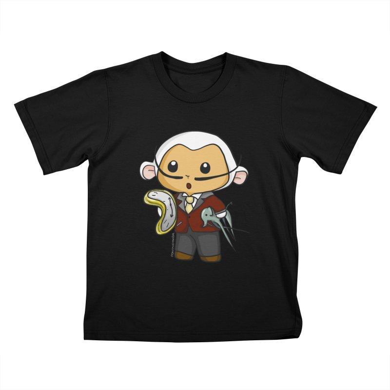 Salvador Lambì Kids T-Shirt by Dino & Panda Inc Artist Shop