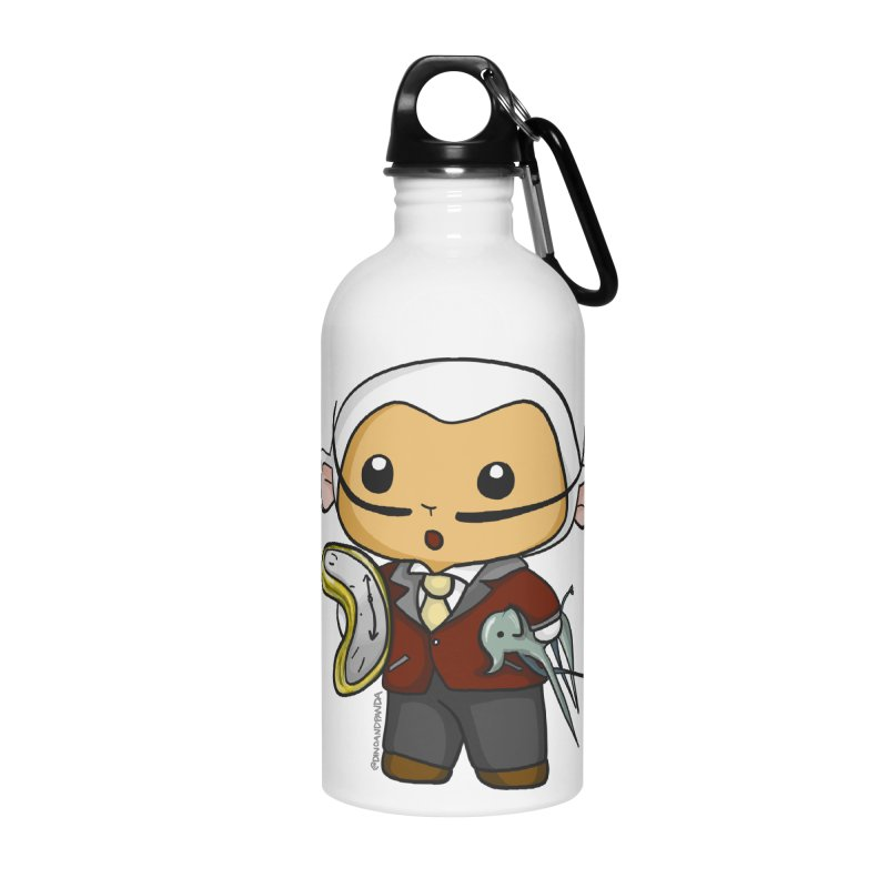 Salvador Lambì Accessories Water Bottle by Dino & Panda Inc Artist Shop