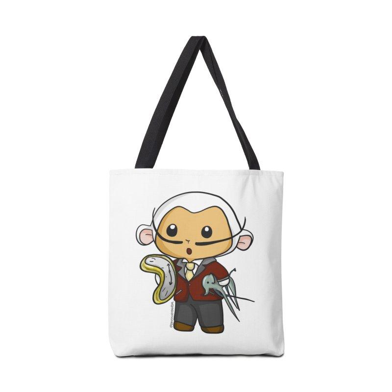 Salvador Lambì Accessories Tote Bag Bag by Dino & Panda Inc Artist Shop