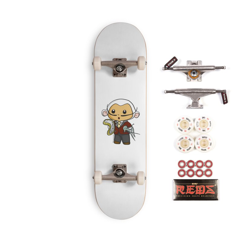 Salvador Lambì Accessories Complete - Pro Skateboard by Dino & Panda Inc Artist Shop