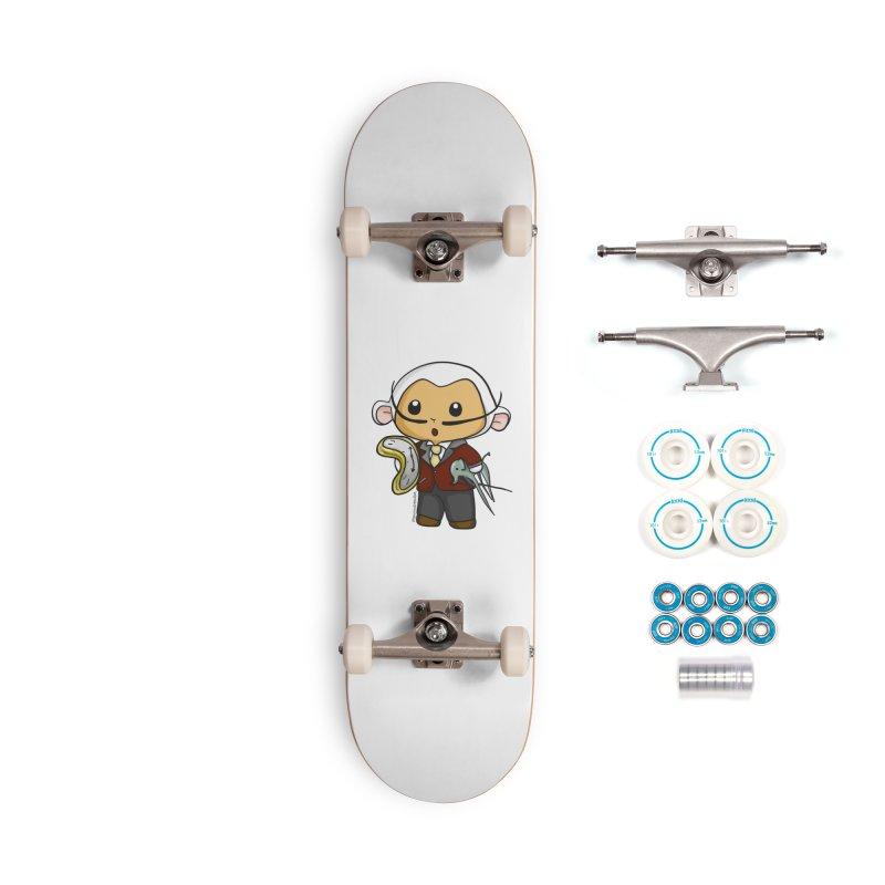 Salvador Lambì Accessories Complete - Basic Skateboard by Dino & Panda Inc Artist Shop