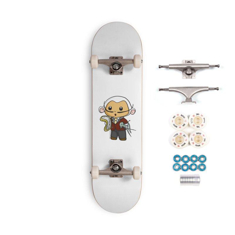 Salvador Lambì Accessories Complete - Premium Skateboard by Dino & Panda Inc Artist Shop