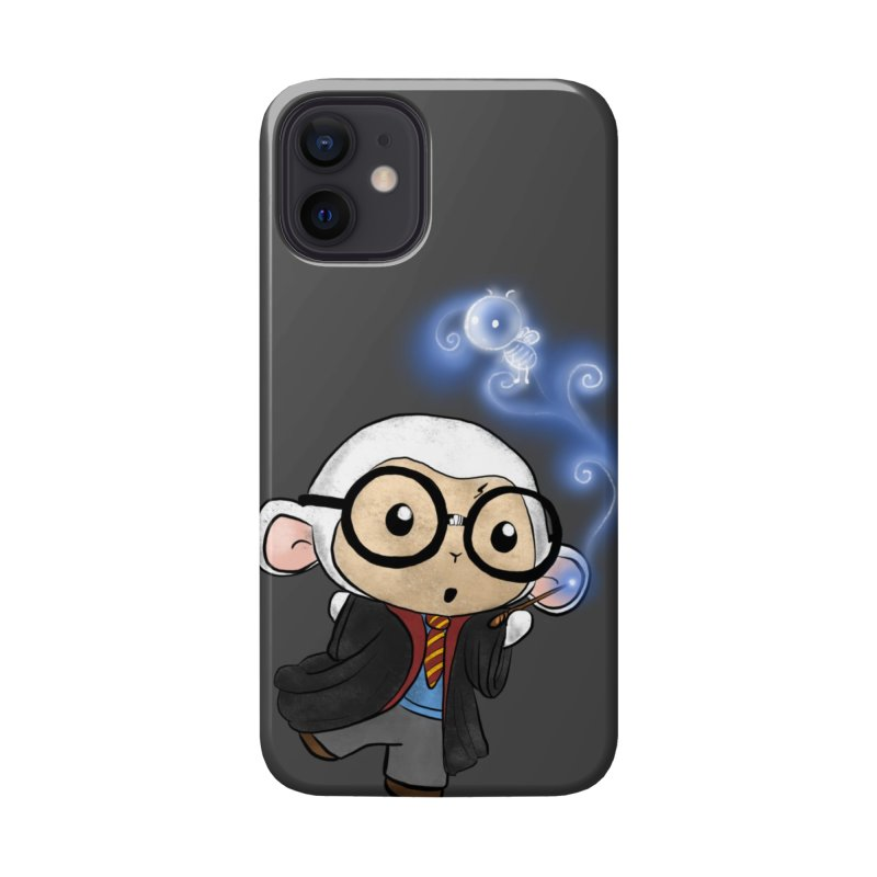 Lambie Potter and his Patronus Accessories Phone Case by Dino & Panda Artist Shop