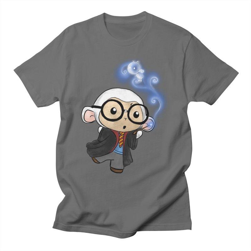 Lambie Potter and his Patronus Men's T-Shirt by Dino & Panda Artist Shop