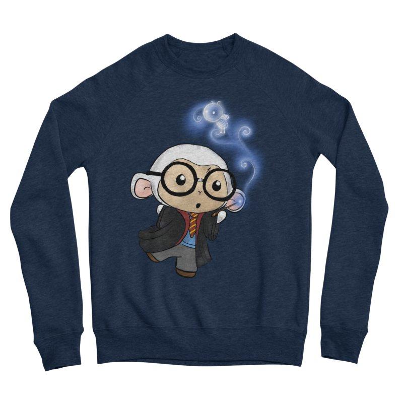 Lambie Potter and his Patronus Men's Sweatshirt by Dino & Panda Artist Shop
