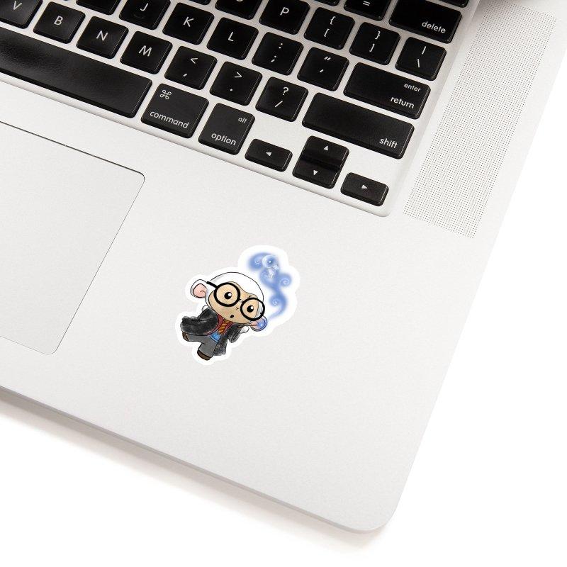 Lambie Potter and his Patronus Accessories Sticker by Dino & Panda Inc Artist Shop