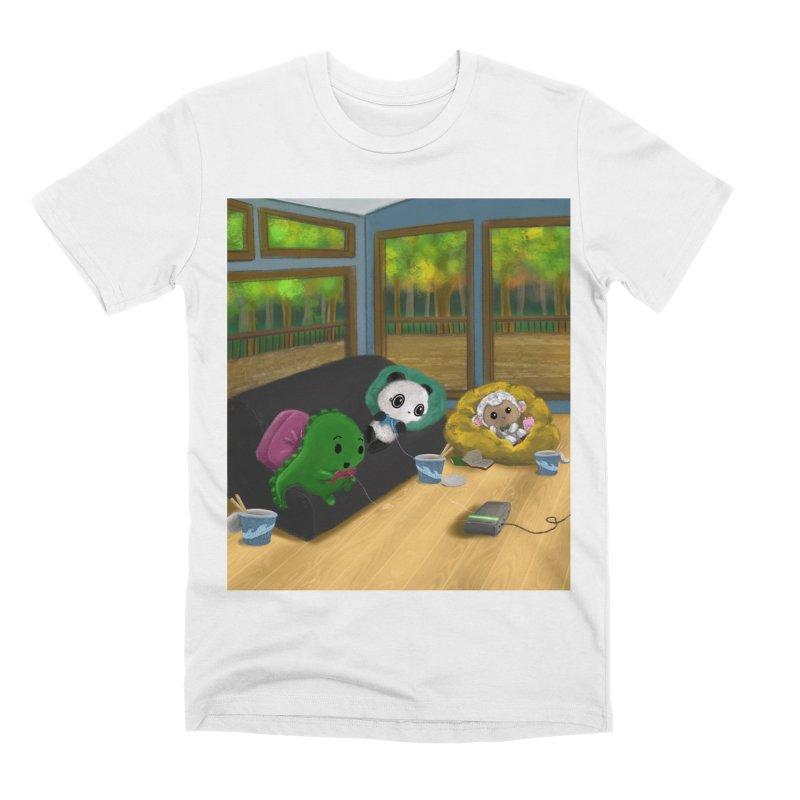 Men's None by Dino & Panda Artist Shop